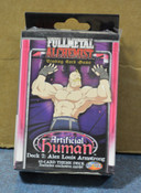 Fullmetal Alchemist Trading Card Game Artificial Human Starter Deck 2 Armstrong
