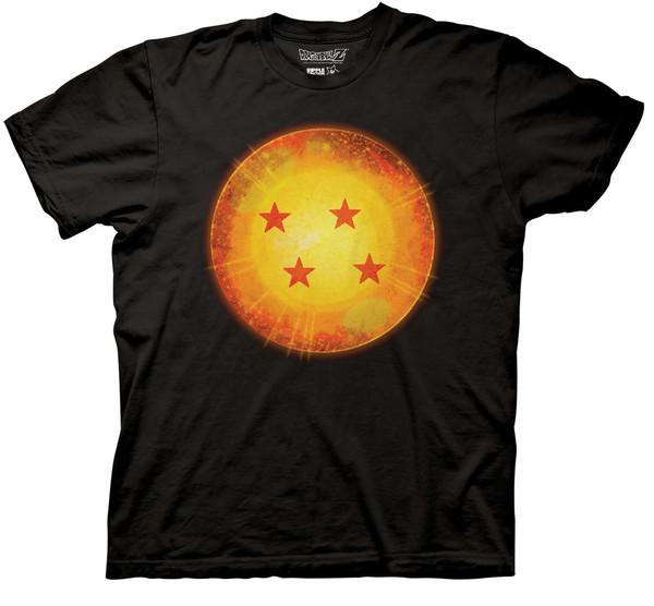 Dragon Ball Z T-Shirt - Dragon Ball - Black - M