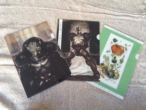 Yoshitaka Amano Clear File Set 2 (Import)