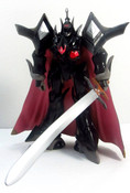 Escaflowne Action Figure Black Limited Edition