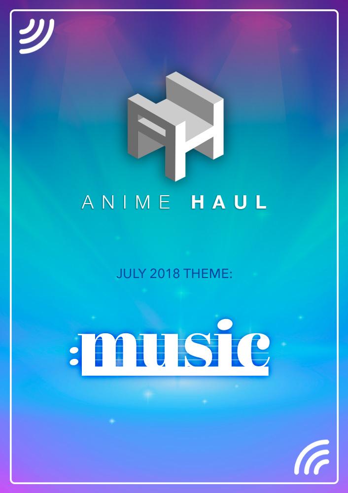 Anime Haul