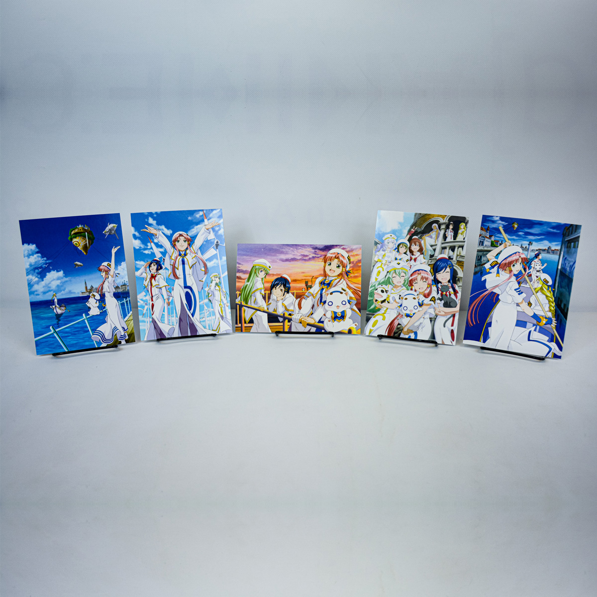 Aria Kickstarter Art Card Set