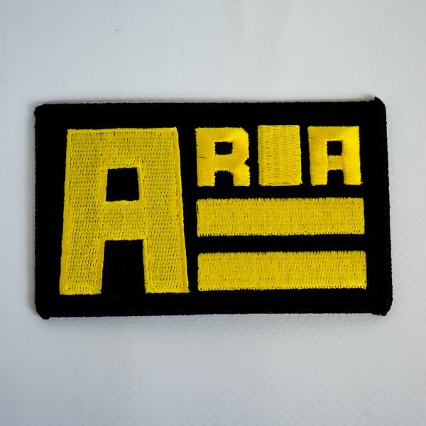 Aria Kickstarter Aria Company Logo Patch