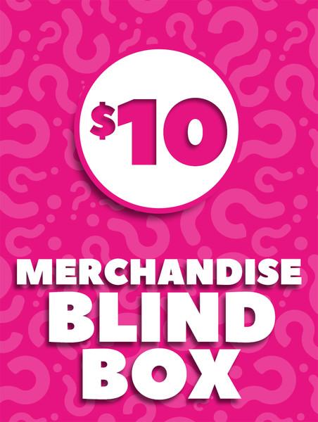 $10 Merchandise Blind Box