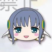 Yachiyo Nanami Puella Magi Madoka Magica Magia Record Lay-Down Plush