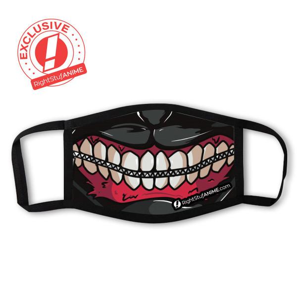 Ghoulish Ritsu Right Stuf Face Mask