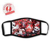 Ritsu Squad Right Stuf Face Mask