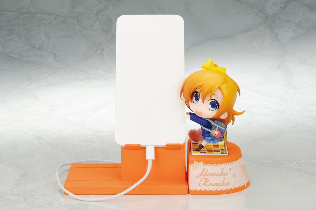 Honoka Choco Sta Love Live! Figure + Smartphone Stand 4510417312567