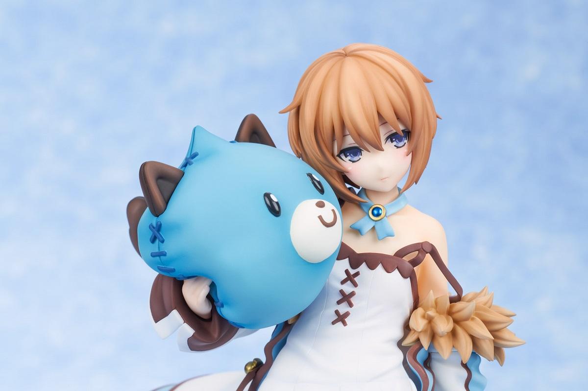 Blanc Wake Up Ver Hyperdimension Neptunia Figure