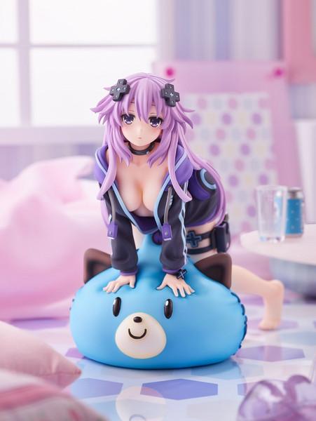 Dimension Traveler Neptune Wake Up Ver Hyperdimension Neptunia Figure