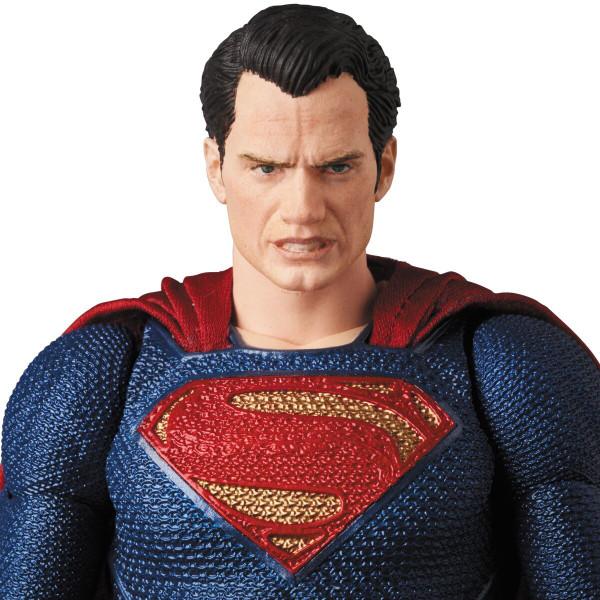 [Imperfect] Superman Justice League Figure