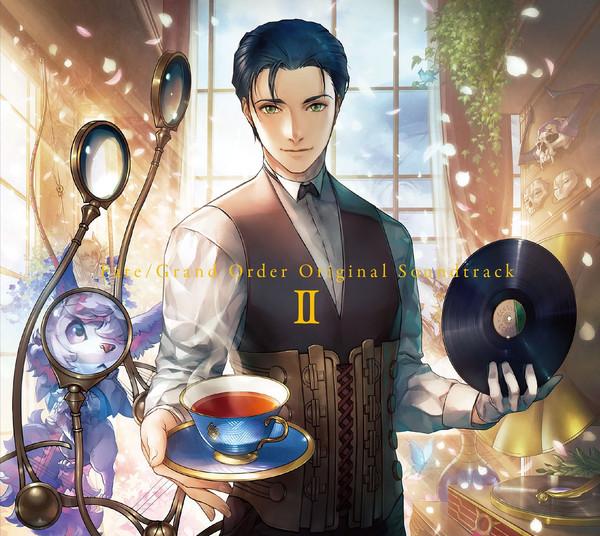 Fate/Grand Order Original Soundtrack II CD (Import)