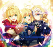 Fate Song Material CD