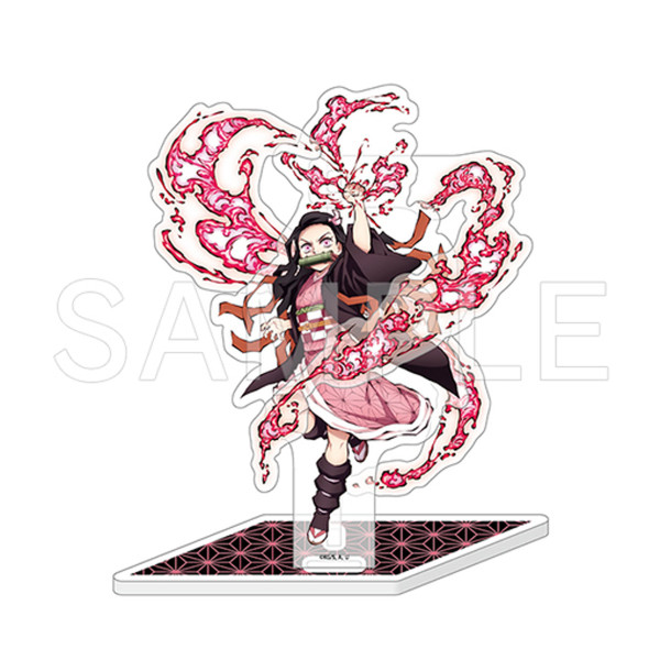 Nezuko & Inosuke Demon Slayer Acrylic Standee Set