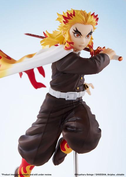Kyojuro Rengoku Demon Slayer Kimetsu No Yaiba ConoFig Figure