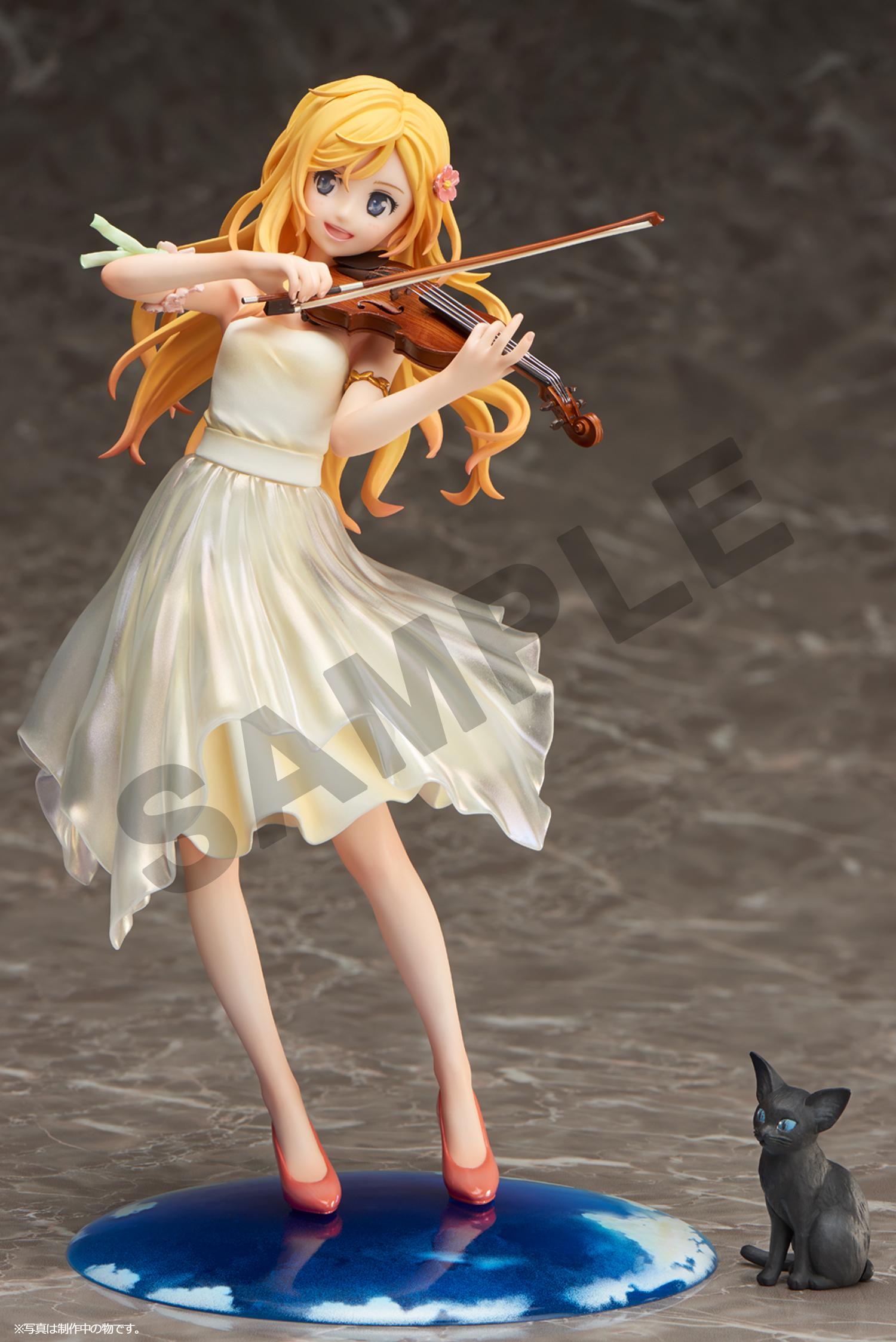 Kaori Miyazono Dress ver Your Lie in April Figure 816546020279