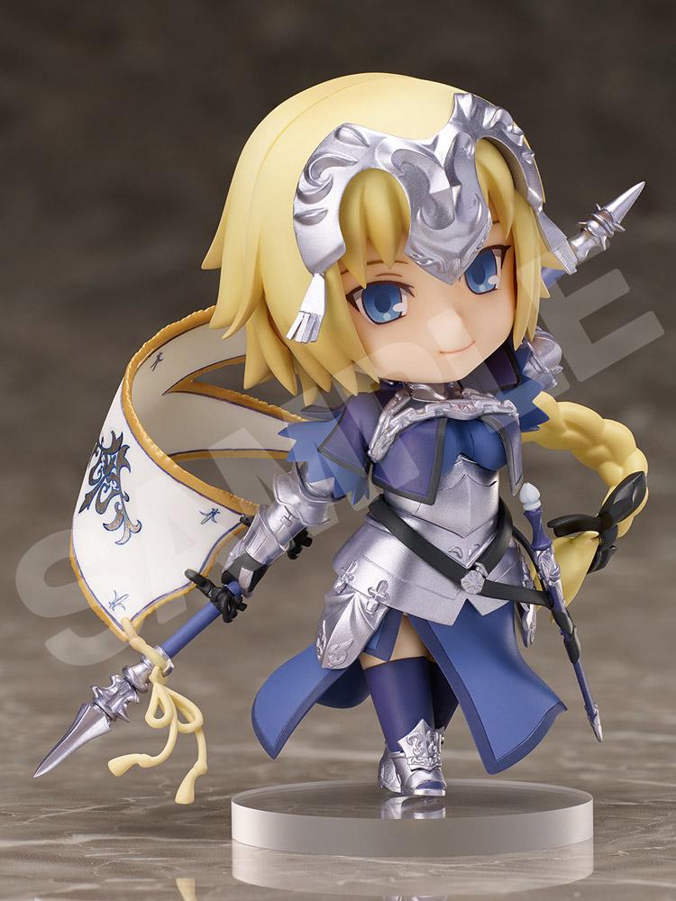 Ruler Jeanne d'Arc ver Fate/Grand Order CHARA FORME PLUS Figure