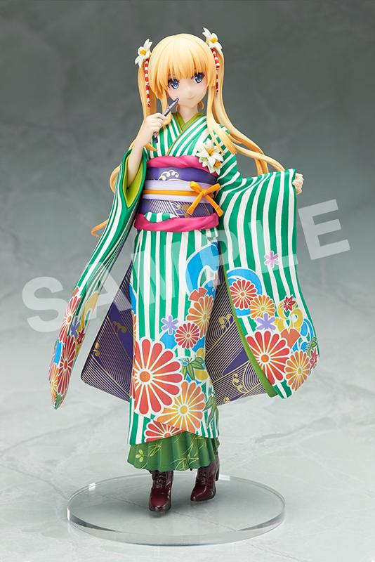 Eriri Spencer Sawamura Kimono ver Saekano Figure
