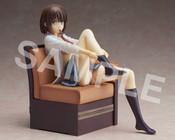 Megumi Kato Getting Dressed ver Saekano Flat Figure