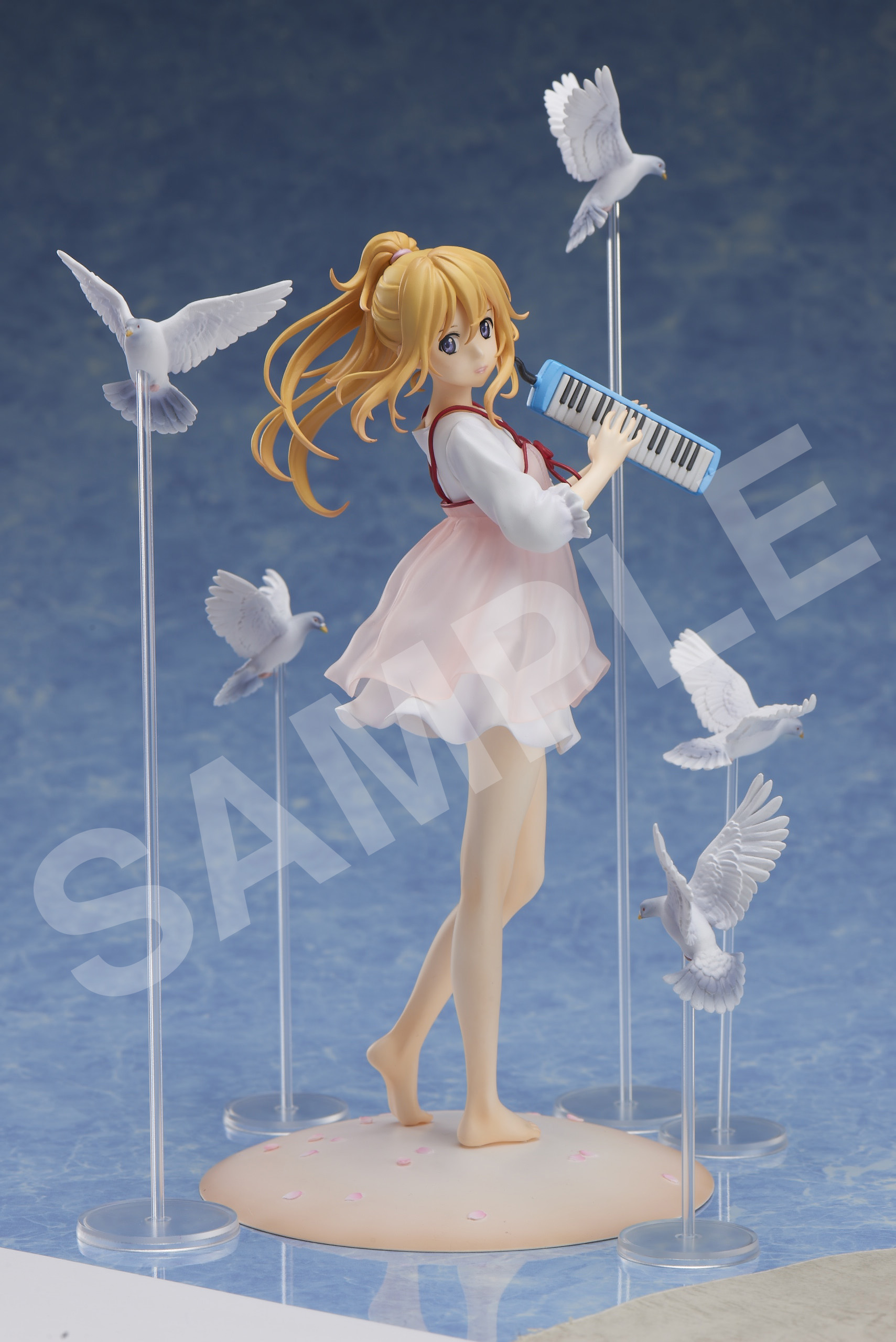 Kaori Miyazono Casual Dress ver Your Lie in April Figure