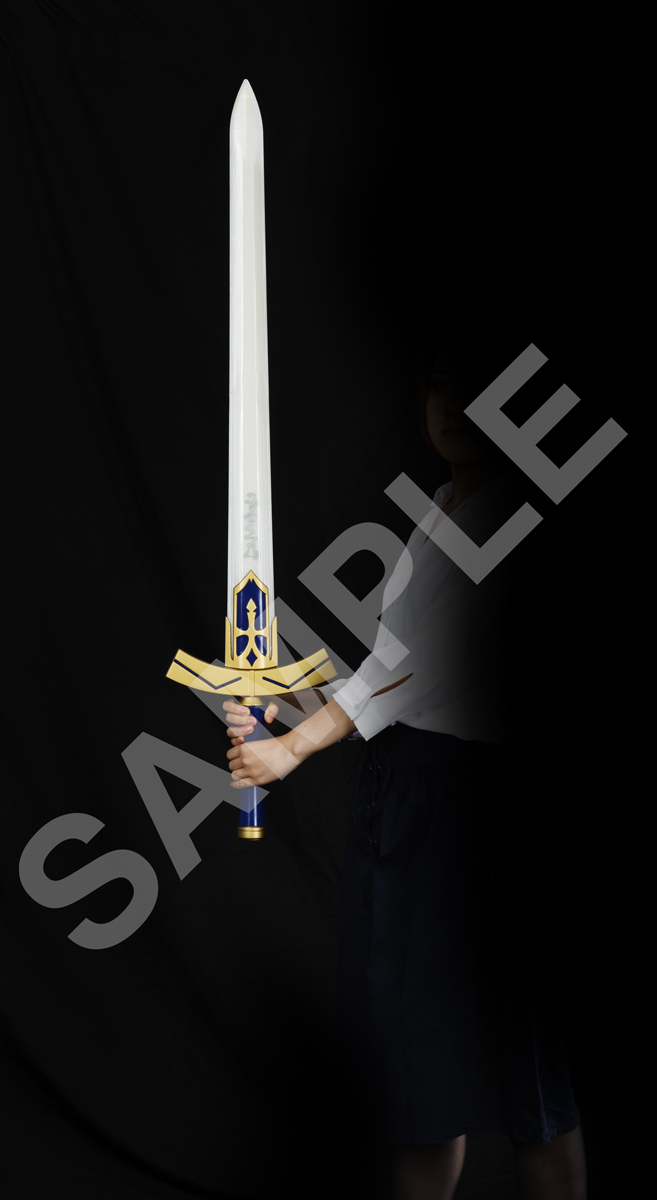 Excalibur Fate/stay Night Heaven's Feel Deluxe Edition Figure