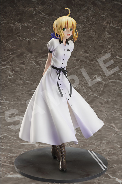 Saber Journey to England Fate/stay night Figure