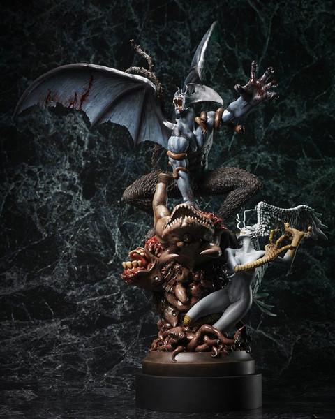 DEVILMAN crybaby (Re-Run) Real Color ver Statue