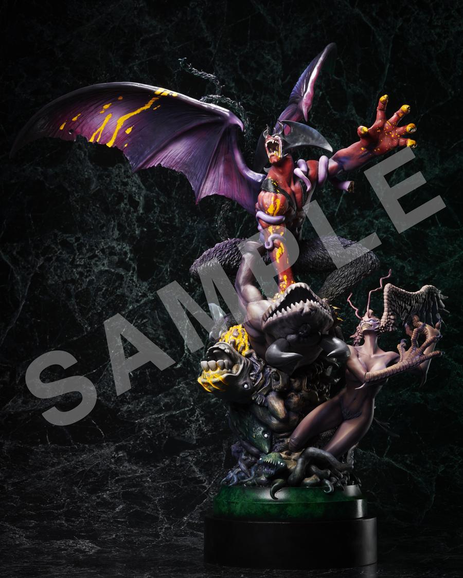 DEVILMAN crybaby (Re-Run) Teaser Color ver Statue