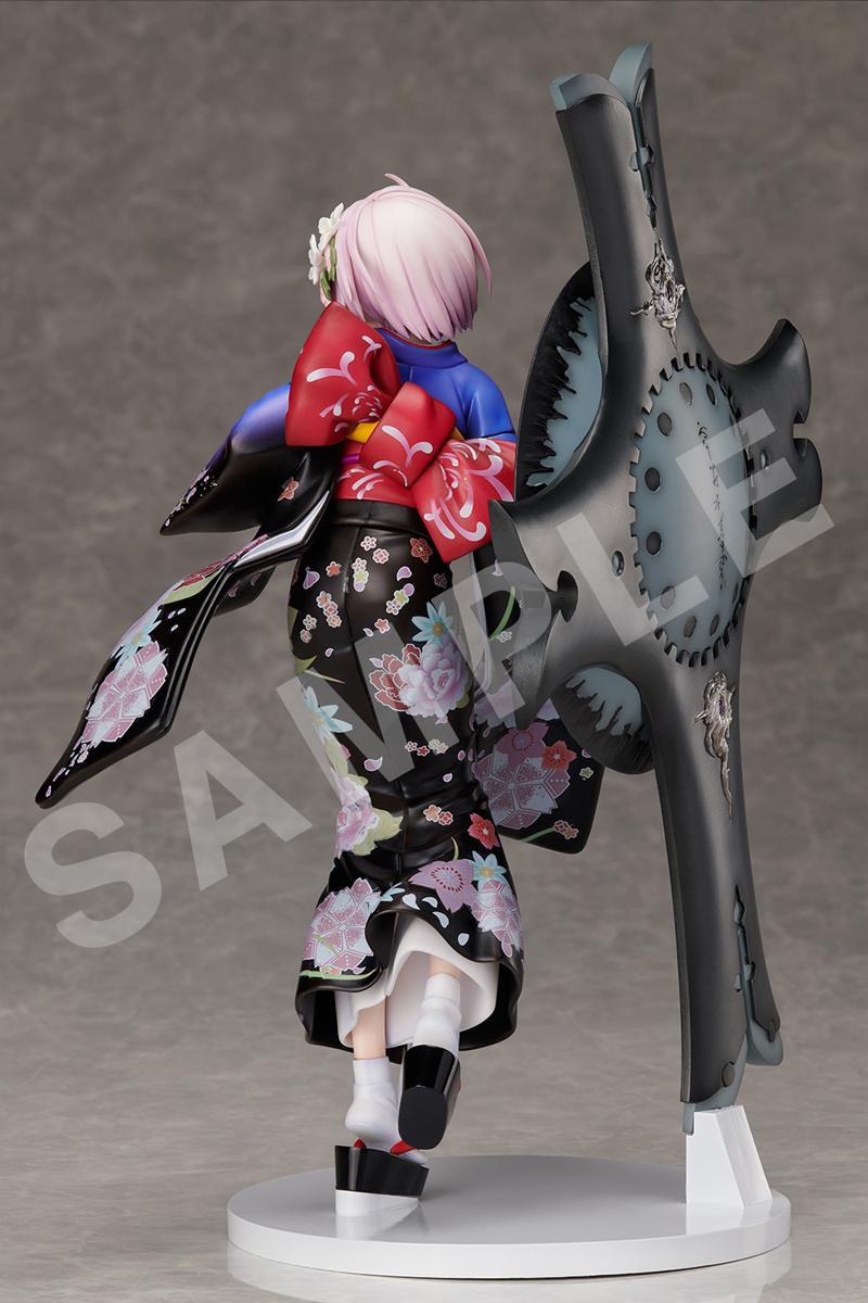 Mash Kyrielight Kimono ver Grand New Year Fate/Grand Order Figure