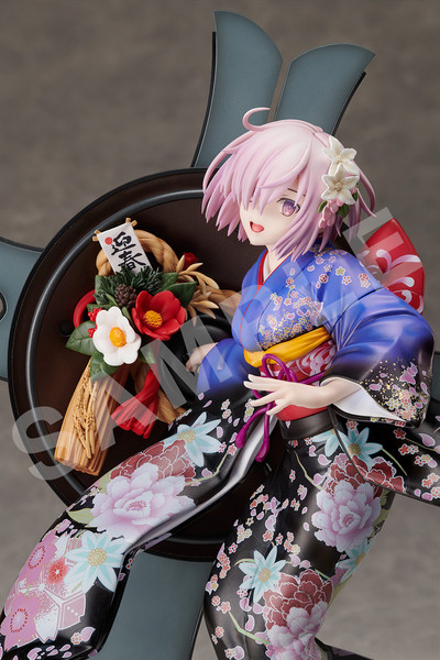 Mash Kyrielight Kimono ver Grand New Year Fate/Grand Order Figure