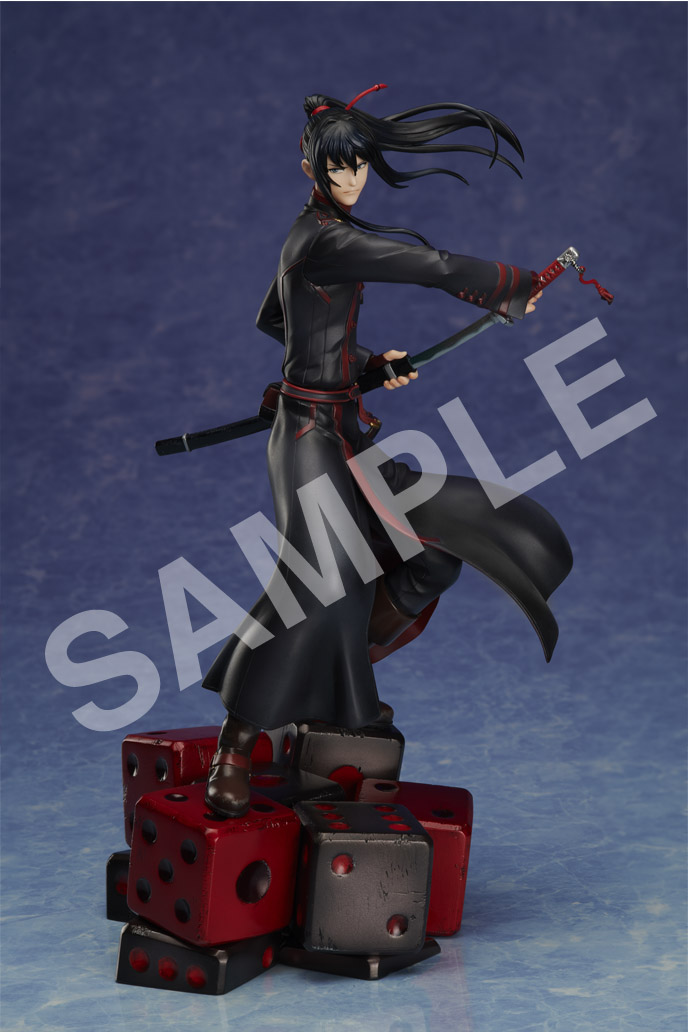 Yu Kanda D.Gray-man HALLOW Figure