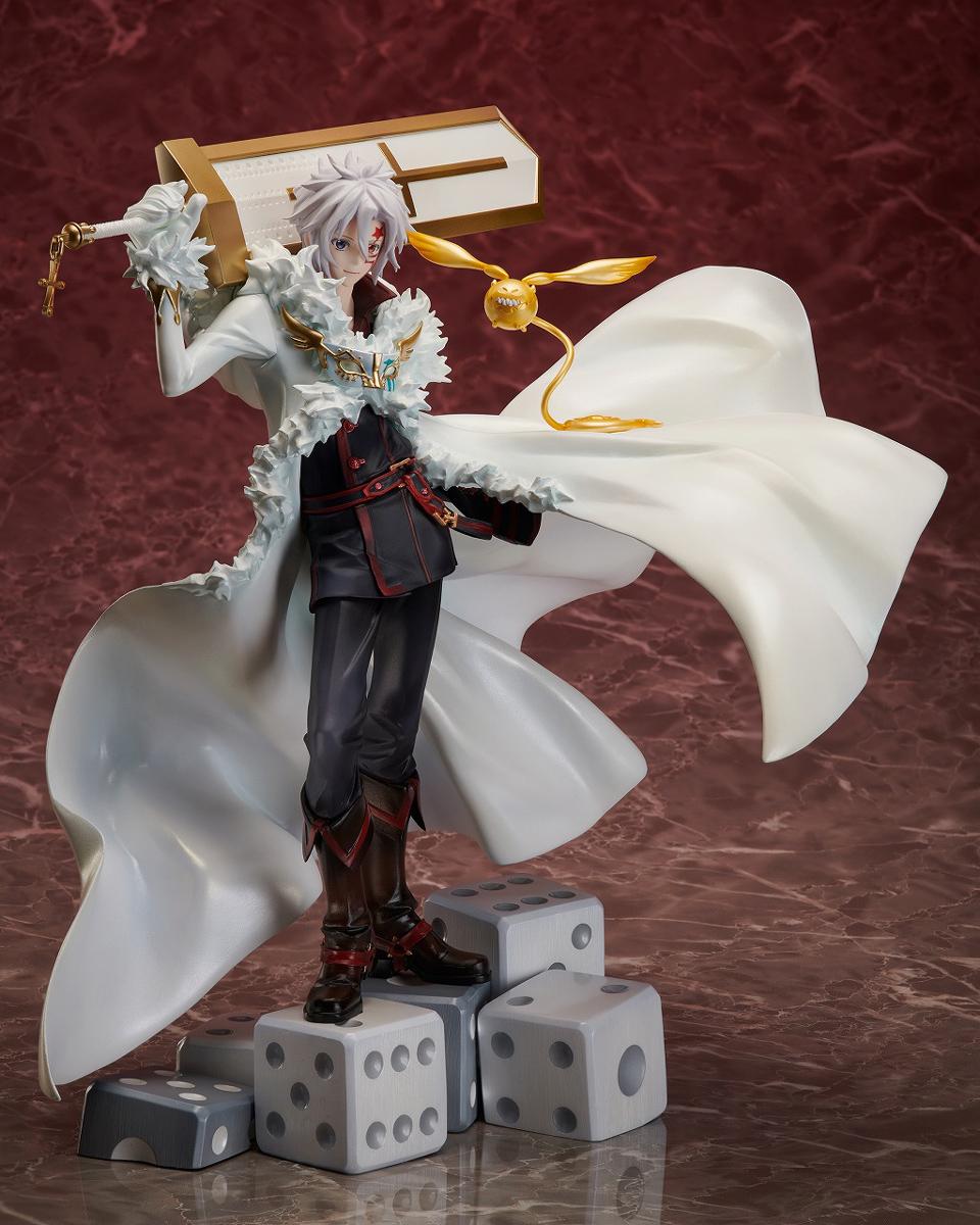 Allen Walker D.Gray-Man HALLOW Figure