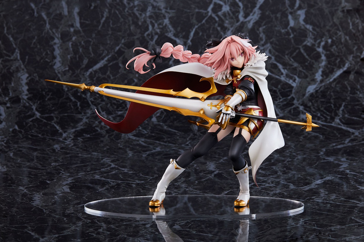 Rider of Black The Great Holy Grail War Fate/Apocrypha Figure