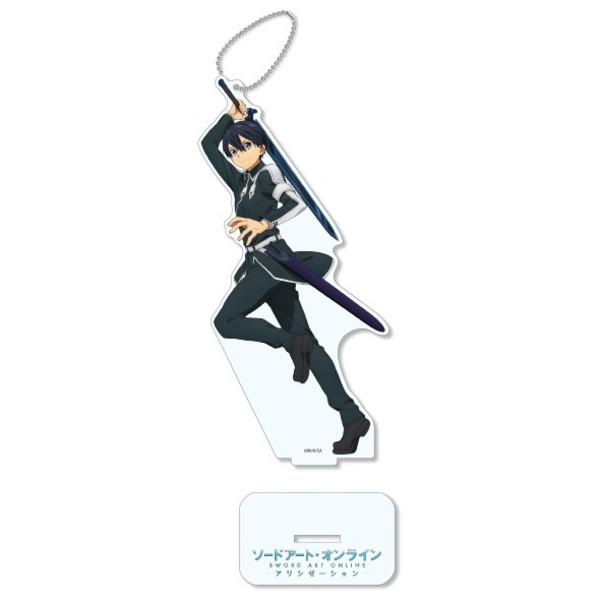 Kirito Sword Art Online Alicization Acrylic Standee