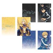 Sword Art Online Alicization Clear File 3-Piece Set