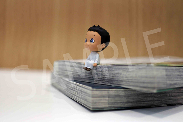 Norman The Promised Neverland Figure