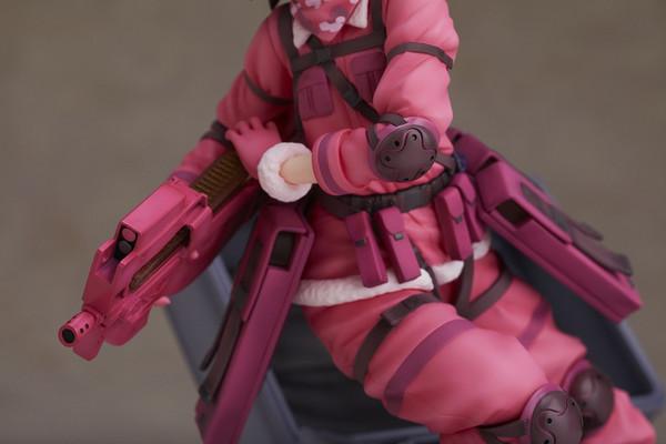 Llenn Sudden Attack Ver Sword Art Online Alternative Gun Gale Online Figure