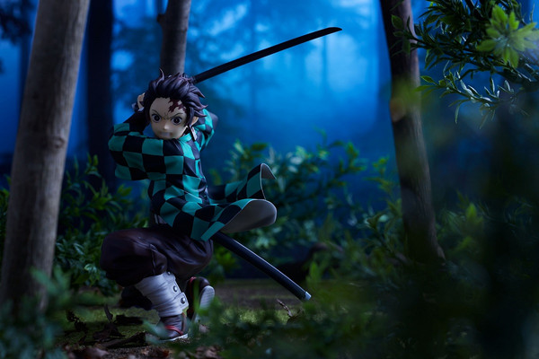 Tanjiro Kamado Demon Slayer Kimetsu no Yaiba Figure