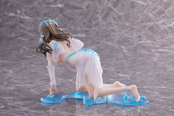 Mamako Osuki Slime Damage Ver Do You Love Your Mom and Her Two-Hit Multi-Target Attacks? Figure