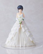Shoko Makinohara Wedding Ver Rascal Does Not Dream of Bunny Girl Senpai Figure