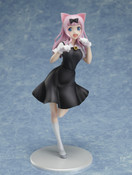Chika Fujiwara Kitty Ver Kaguya-sama Love is War Figure