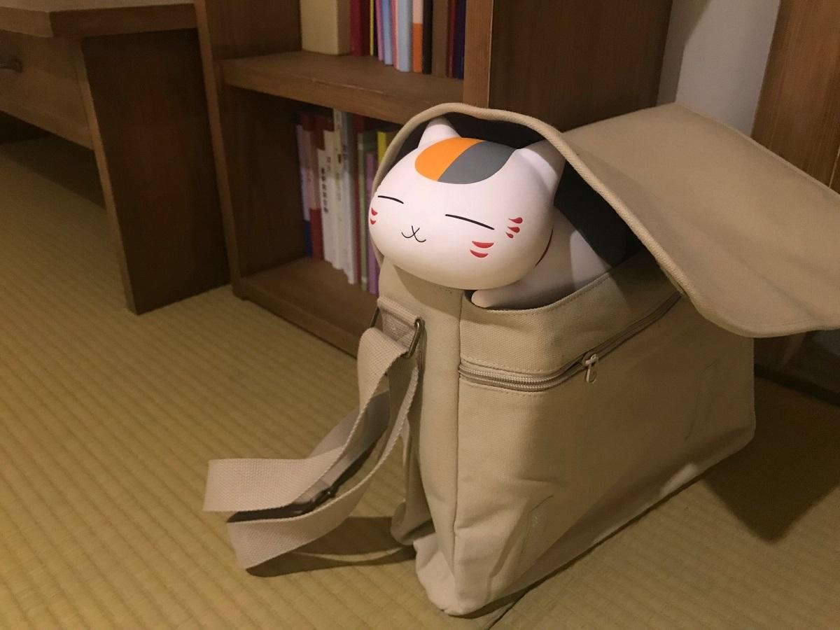 Nyanko Sensei Natsume Yujin-cho the Movie Ephemeral Bond Coin Bank