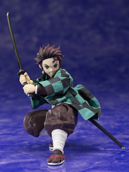 Tanjiro Kamado BUZZmod ver Demon Slayer Figure