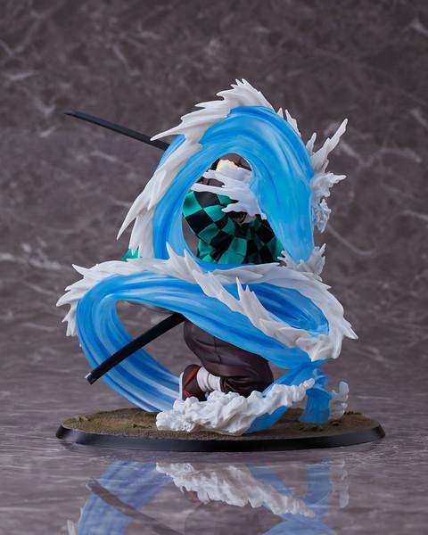 Tanjiro Kamado Demon Slayer Kimetsu no Yaiba Deluxe Ver Constant Flux Figure