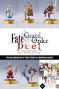 Fate/Grand Order Duel Collection Tenth Release Figure Blind