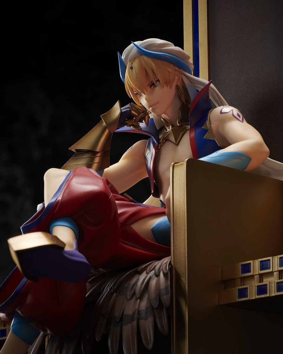 Gilgamesh Fate/Grand Order Absolute Demonic Front Babylonia Figure