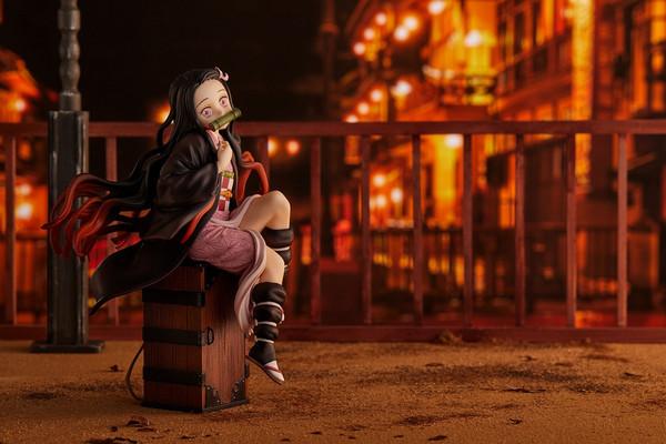Nezuko Kamado Demon Slayer Kimetsu no Yaiba Figure