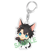 Fujimaru Kitty Fate/Grand Order Absolute Demonic Front: Babylonia Keychain