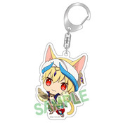 Gilgamesh Kitty Fate/Grand Order Absolute Demonic Front: Babylonia Keychain