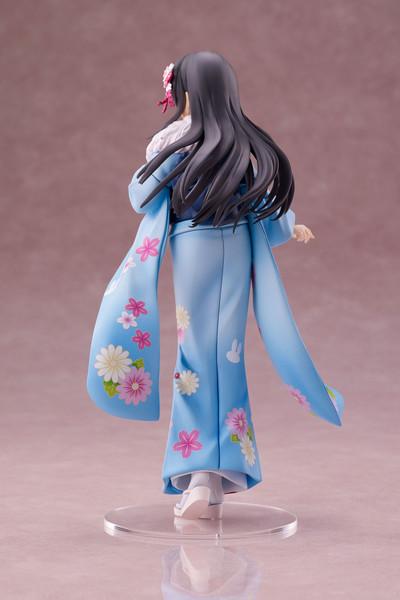 Mai Sakurajima Kimono Ver Rascal Does not Dream of Bunny Girl Senpai Figure